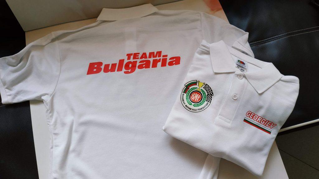 Печат на тениски с флекс-mgproduct.net